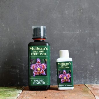 McBean's Orchid Fertiliser is a great way to keep your plants healthy - this formula is for the Spring and Summer Season.